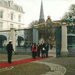 Mars 1998: Accréditation du statut d'Ambassadeur de la RDC à La Haye (NL)