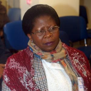 Justine M'Poyo Kasa Vubu